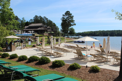 """Beach"" at Lake Oconee!"