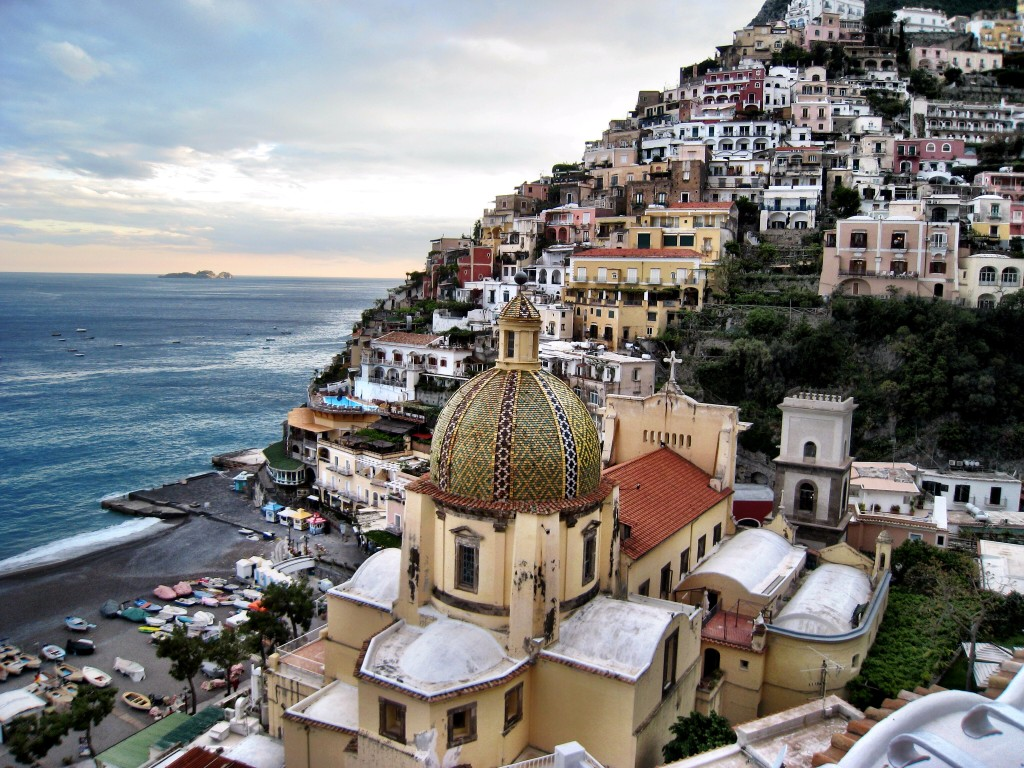 Amalfi Coast Top 10
