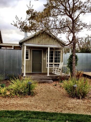 A Carneros cottage