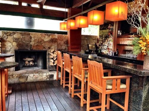 Calistoga Ranch bar
