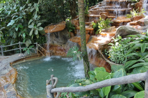 Perdido Springs pools at The Springs Resort