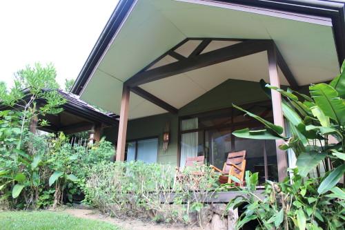 Suite #7 porch