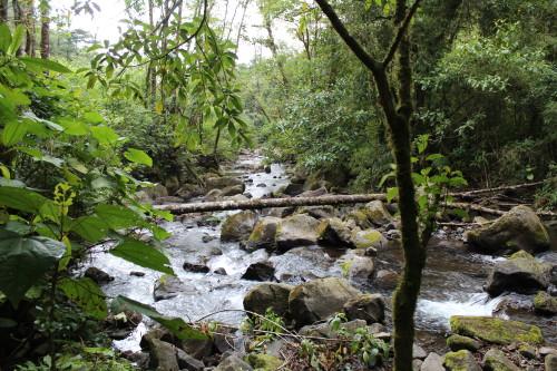 Hiking at El Silencio