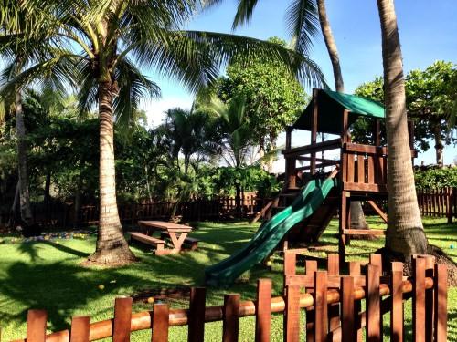 Beach Club playscape
