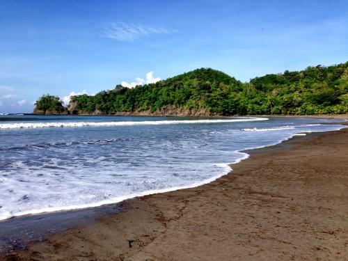 Beach at Punta Islita