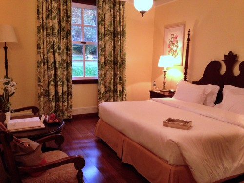 Deluxe Room in the Garden Wing