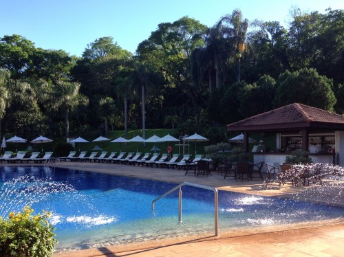 Belmond Hotel Das Cataratas sparkling outdoor pool