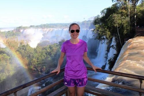 Helloooo, Iguazu!