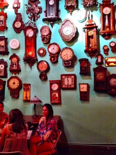 Rio Scenarium - great antiques decor all over the club!