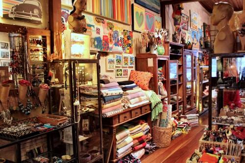 Charming shop La Vereda in Santa Teresa