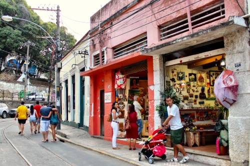 Santa Teresa neighborhood in Rio