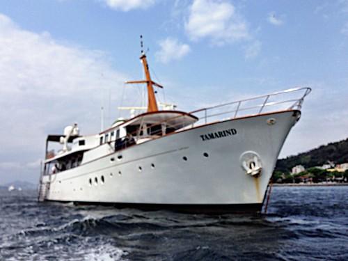 Tamarind yacht