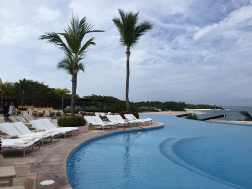Four Seasons Punta Mita family pool