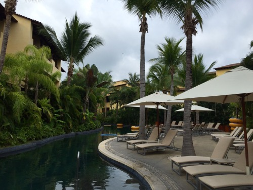 Four Seasons Punta Mita lazy river