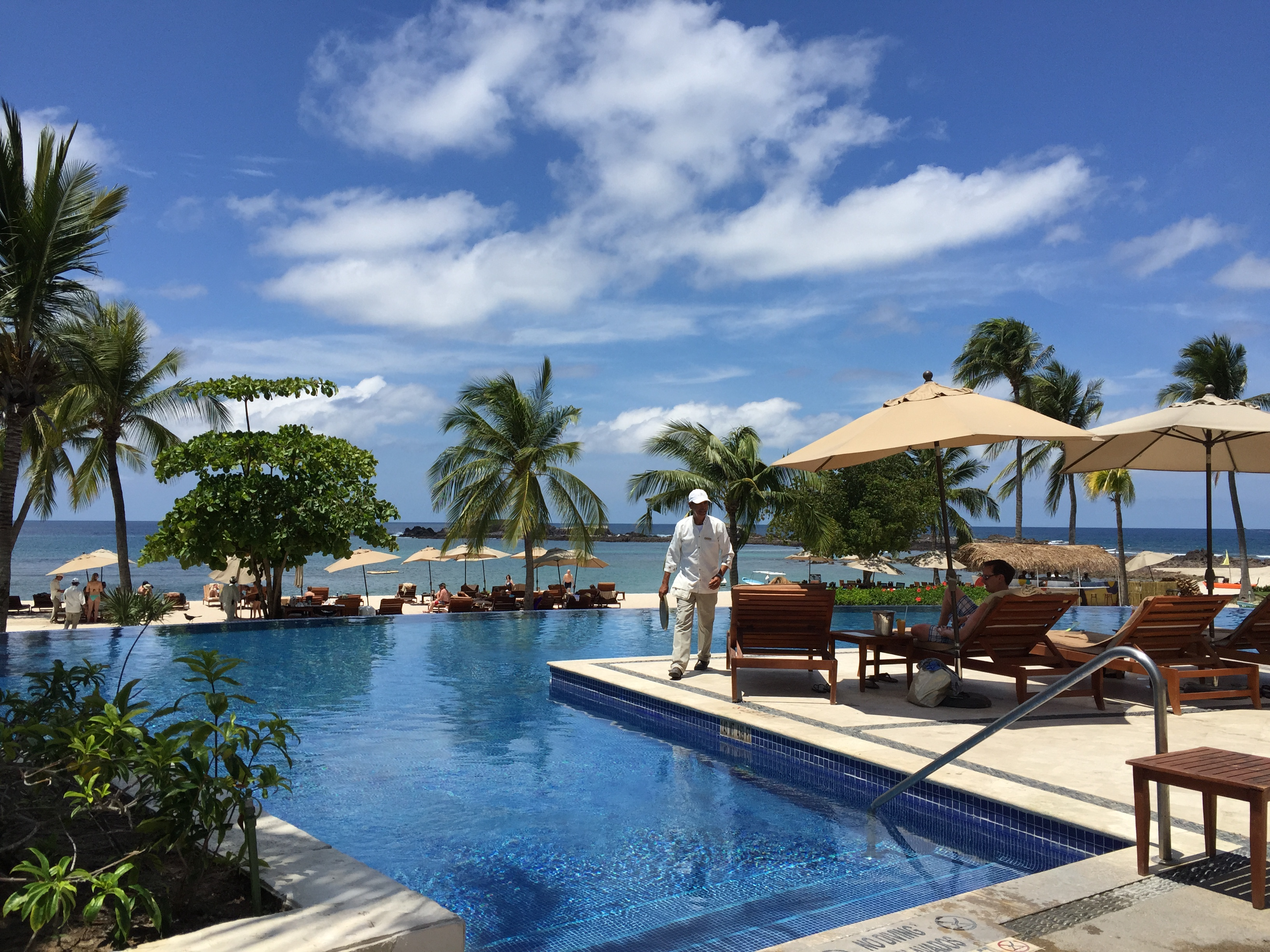 St Regis Punta Mita Beach Club Pool