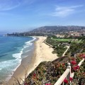 Beautiful coastline views from the Ritz Carlton Laguna Niguel