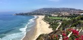 Beautiful coastline views from the Ritz Carlton Laguna Niguel