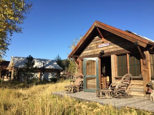 Apache Classic Canvas Cabin