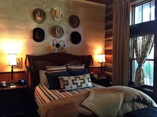 Remington in the Granite Lodge
