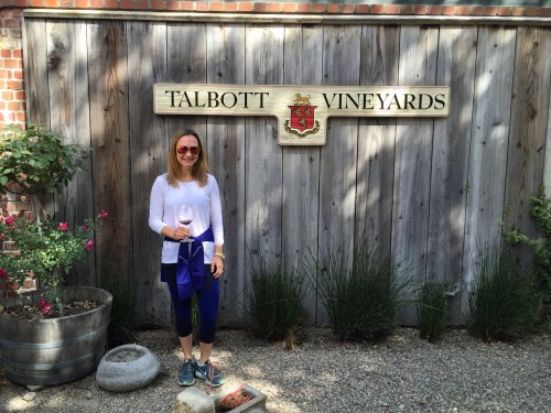 Talbott tasting room