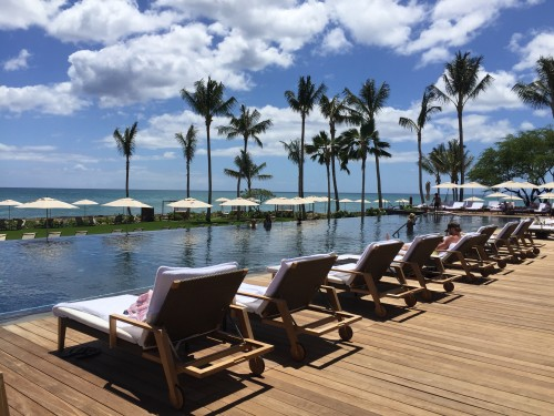 Four Seasons Oahu at Ko Olina- adults only pool