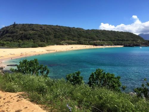 Beautiful Waimea Bay