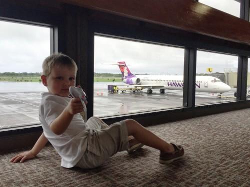Hi, Hawaiian Airlines!