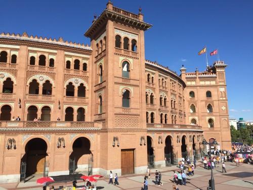 Madrid's Plaza de Toros