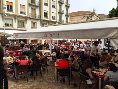 Malaga- El Pimpi