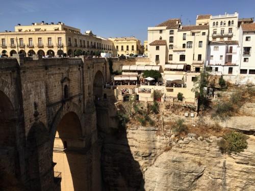 New bridge, Ronda