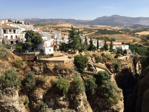 Ronda, can't get enough of this town!