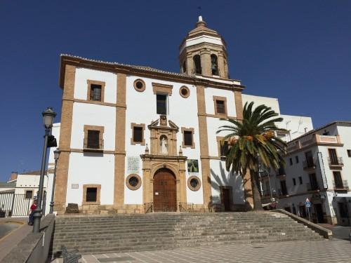 Ronda cathedral
