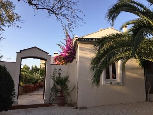 Hotel La Fuente De La Higuera, just outside of Ronda
